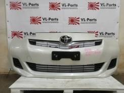 Бампер передний Toyota Ractis 2010-2016 NSP120 1NR в Красноярске