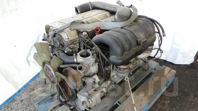 Контрактный двигатель из Европы на Ссанг йонг