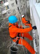 Промышленный альпинист. ИП Лебедев. Улица Терешковой 1