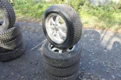 Колеса литье R15 + Зимние шины Nokian Hakkapelliita 8 195/65R15