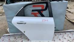 Дверь задняя правая Toyota Mark X GRX120 /RealRazborNHD/