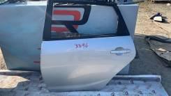 Дверь задняя левая Toyota Caldina AZT246 /RealRazborNHD/