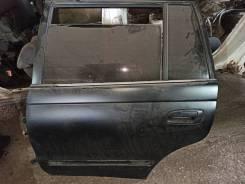 Дверь Toyota caldina t190 задняя левая