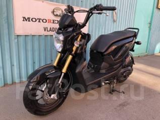 Honda NPS 50 Zoomer. 110куб. см., исправен, птс, без пробега