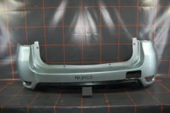 Бампер задний - Nissan Terrano 3 D10 (2014-н. в. )