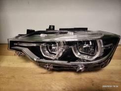 Фара левая BMW 3 серия F30 рестайлинг LED