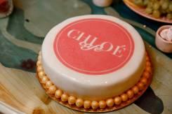 Десерты в кафе Chloe в центре Санкт-Петербурга