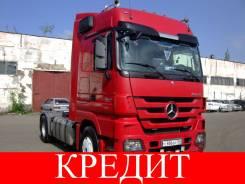 Mercedes-Benz Actros. 18.44 LS 2012 г. Кредит для ВСЕХ регионов., 12 000куб. см., 18 000кг., 4x2