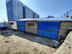 Боксы гаражные. улица Волкова 3, р-н Тихая, 203,0кв.м., электричество, подвал.