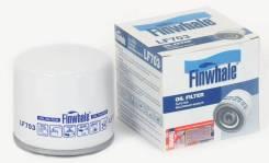 Фильтр масляный бензин широкая применяемость hyundai, kia, honda, mitsubishi, subaru Finwhale LF703