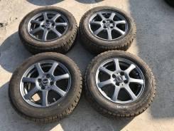 175/65 R14 Dunlop WM01 литые диски 4х100 (K24-1421)