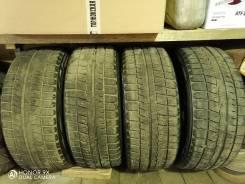 Bridgestone Blizzak Revo GZ. зимние, без шипов, 2012 год, б/у, износ 30%