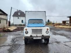 ГАЗ 53. Газ-53 будка, 3 000куб. см., 3 000кг., 4x2