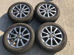 175/65 R14 Dunlop WM01 литые диски 4х100 (K24-1425)