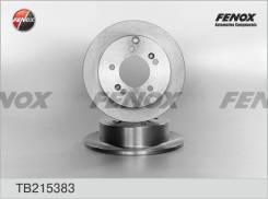 Диск тормозной Fenox TB215383 TB215383