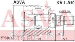 Шрус внутренний ASVA KAIL910
