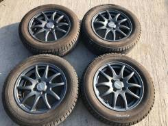 175/65 R14 Bridgestone Revo GZ литые диски 4х100 (K24-1426)