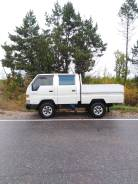 Toyota Hiace. Продается микрогрузовик двухкабиник тойота хайс, 2 800куб. см., 850кг., 4x4