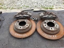 Тормозная система. Porsche Cayenne, 955, 957, PO536 M022Y, M059D, M4800, M4801, M4850, M4850S, M4851, M5501, MDCAB, MDCBE, MDCUA