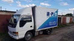 Isuzu NKR. Продаётся грузовик Исудзу-Эльф, 96г. в., 4 300куб. см., 2 200кг., 4x2