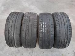 Bridgestone Turanza ER300. летние, 2017 год, б/у, износ 20%