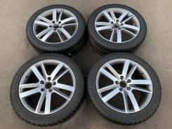 """Зимние колеса R20 для Audi Q7 4L 275/45 R20. 9.0x20"""" 5x130.00 ET60 ЦО 71,6мм."""