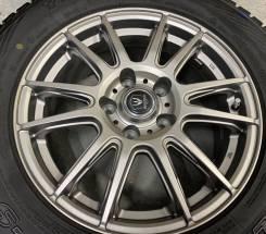 Inverno R16 5*114.3 6.5j et38 + 215/60R16 Bridgestone Blizzak VRX 2016
