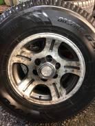 Диски R16 и шины Toyo 265/70R16