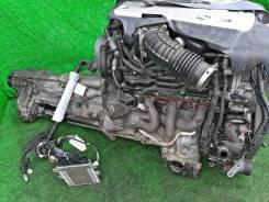 Двигатель vq35hr в сборе с акпп 4wd