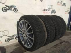 Bridgestone Blizzak Revo1. зимние, без шипов, 2008 год, б/у, износ до 5%