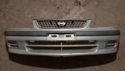 Бампер передний Nissan Sunny b15, FB15, FNB15 1999 год (1-я модель).