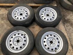 Комплект зимних колёс R14 НА ВАЗ