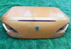 Крышка багажника кабриолет 307СС Peugeot Peugeot 307 СС [860679, 8742K1, 8742K2, 7810F7, 8748CY, 872559, 8726N9, 8726R2]