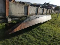 Лодка деревянная. 2019 год, длина 10,00м.