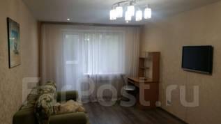 1-комнатная, улица Зои Космодемьянской 17а. Чуркин, частное лицо, 34,7кв.м. Комната