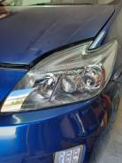 Левая LED фара Prius-30 2012