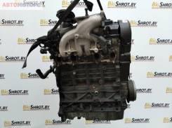 Двигатель Skoda Octavia 2003, 1.9 л, Дизель (ASZ387533)