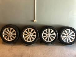 Продам колеса R16 оригинал Toyota зима