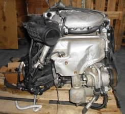 Двигатель в сборе volkswagen AZX
