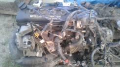 Продам двигатель в разбор с АКПП на Nissan march