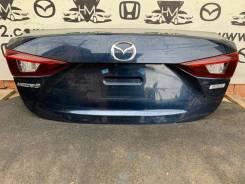 Крышка багажника Mazda Mazda 3 BM 2013-2019 [BHY15261X] BHY15261X