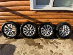 Продам диски VW Amarok +Hakkapeliitta 9 возможен обмен