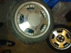 Колеса Work R16 5*114, Bridgestone ecopia