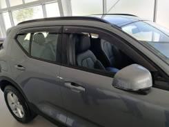 Ветровик на дверь. Volvo XC40 B3154T2, B4204T36, B4204T47, D4204T12, D4204T16