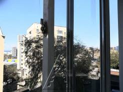 2-комнатная, улица Тигровая 24. Центр, проверенное агентство, 45,0кв.м. Вид из окна днём