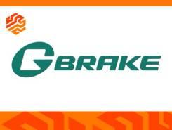 Диск тормозной вентилируемый G-Brake GR02871 передний