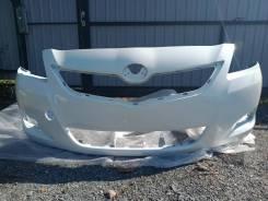 Бампер передний Toyota Belta цвет белый