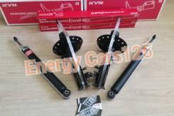 Комплект амортизаторов 4шт, KYB Excel-G Nissan Leaf, ZE0 339406