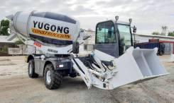 Yugong. Продам самозагружающий бетоносмеситель SDM3000 в Хабаровске, 4 330куб. см., 4,60куб. м.
