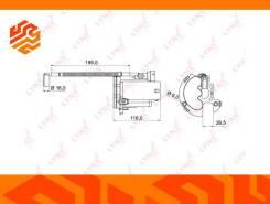 Фильтр топливный Lynxauto LF992M